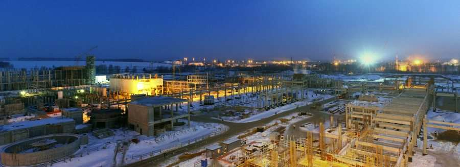 Global Stroy Engineering - PVC Plant – Nijninovgorod / RUSSIA